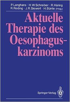 Aktuelle Therapie des Oesophaguskarzinoms