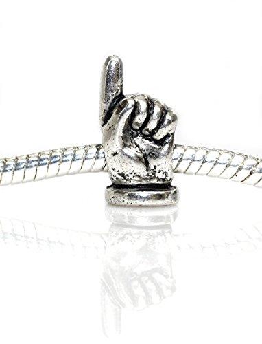 Sexy paillettes femmes pointu de l'index pour bracelets chaîne serpent européenne Charme