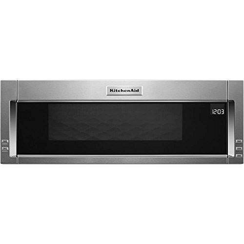 KitchenAid KMLS311HSS 1.1 Cu. Ft. Stainless Over-the-Range M