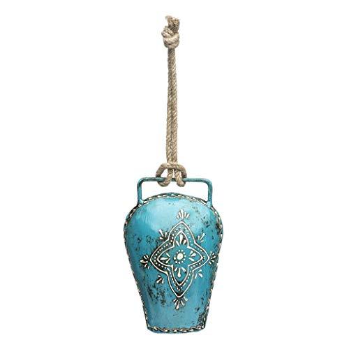 Matr Boomie (Bell) Henna Treasure Bell - Large Teal
