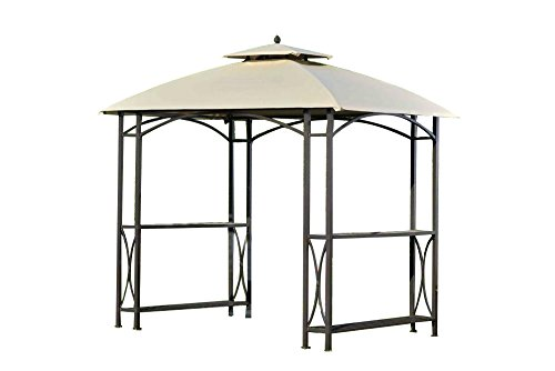 Sunjoy Replacement Canopy Set for Sheridan Grill Gazebo