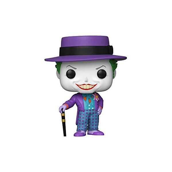 Funko Heroes: POP! Batman Collectors Set 2 - Batman Returns Catwoman, Batman Returns Penguin, 1989 Joker with hat - 3…