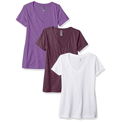 Used, Clementine Apparel Women's Petite Plus Deep V-Neck for sale  Delivered anywhere in Canada