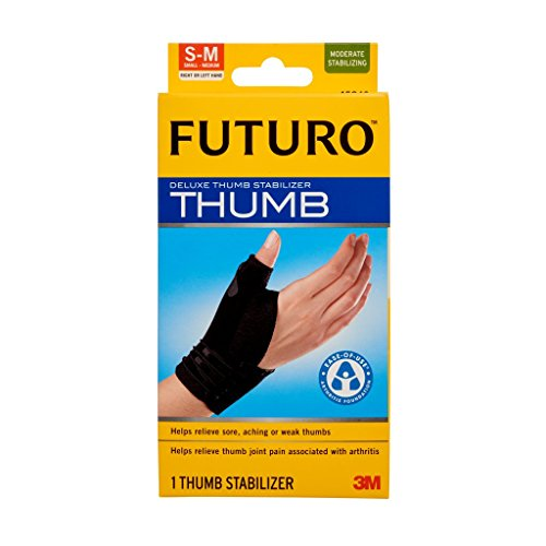 FUTURO THUMB STABILIZER DELUXE MED