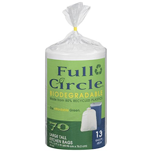 Full Tall Kitchen Bags 70 CT (Pack of 12) by Full Circle