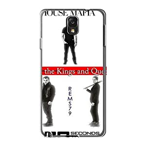 InesWeldon Samsung Galaxy Note3 Great Hard Cell-phone Case Allow Personal Design Beautiful 30 Seconds To Mars Band 3STM Image [vEz9558VFCr]