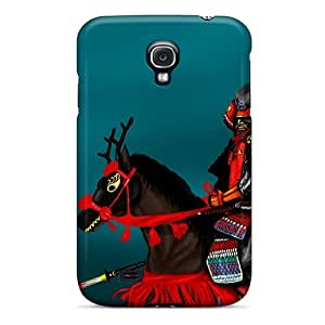 New With Kabuto Tpu Case Cover, Anti-scratch QxClgOH644hsoey Phone Case For Galaxy S4
