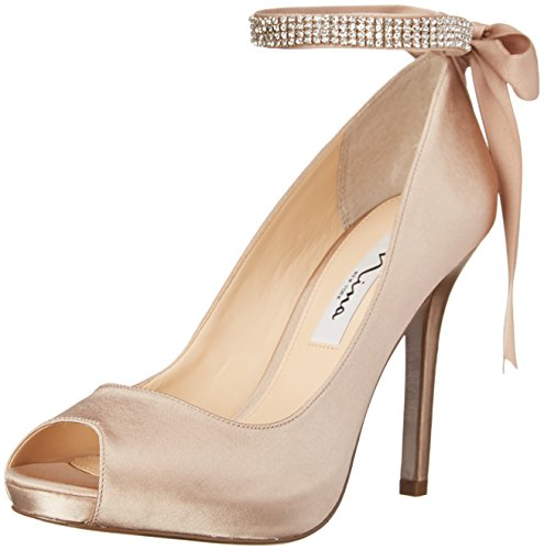 Champagne Women's Dress Pump Karen Nina YS vqgnS