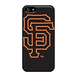 GAwilliam Iphone 5/5s Hybrid Tpu Case Cover Silicon Bumper San Francisco Giants