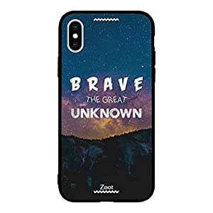 iPhone XS Brave The Great Unknown