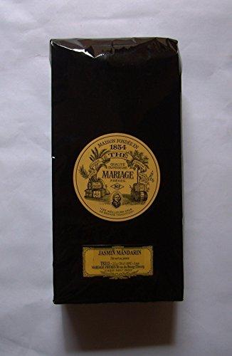 Mariage Frères - JASMIN MANDARIN® - LOOSE LEAF BAG - 17.63oz / 500gr by Mariage Frères - JASMIN MANDARIN® - LOOSE LEAF BAG (Image #2)