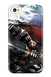 chibibrown blade anime Anime Pop Culture Hard Plastic iPhone 4/4s cases 8378466K179279177
