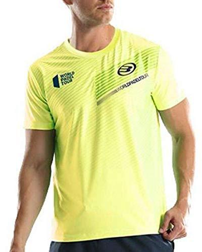 Bullpadel Camiseta TEFILO Amarillo: Amazon.es: Deportes y ...