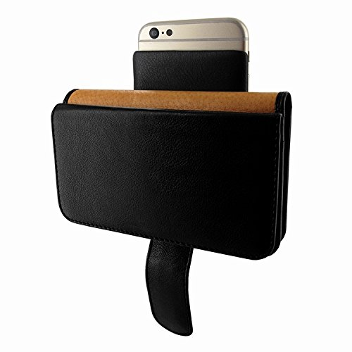 Piel Frama 678 Black Leather Wallet for Apple iPhone 6 / 6S / 7 / 8 by Piel Frama (Image #3)