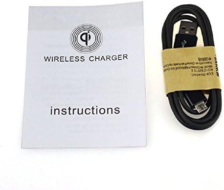 Coromose Qi Wireless Charger Charging Pad for Google LG Nexus 4 5 Phone Nexus 7