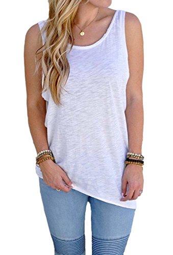 Blusa halter de la personalidad de la mujer Chaleco dinámico de ocio de la espalda atractiva del verano de las mujeres: Amazon.es: Ropa y accesorios
