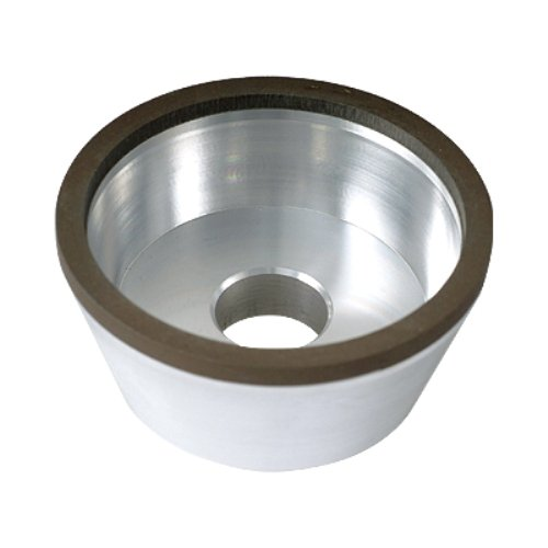 HHIP 2405-4251 4 x 1-1/4 x 1-1/4 Inch D11A2 Flaring Cup CBN Wheel