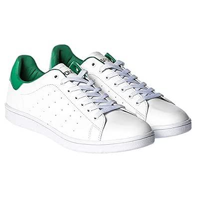 Response White & Green Fashion Sneakers For Men