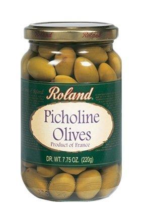 Roland Picholine Olives 7.75 Oz.