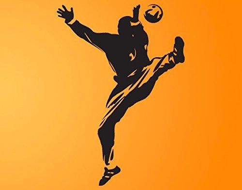 Wandtattoo No.UL557 Handball Tormann Sport Sport Sport Mannschaft Hobby Spiel Tor, Farbe Schwarz;Größe 107cm x 75cm B00V0HUV92 Wandtattoos & Wandbilder 43f079
