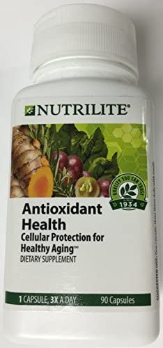 Nutrilite Antioxidante Salud 90 Tablet Por Nutrilite Health Personal Care