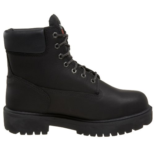 Timberland PRO Direct Attach 6 Steel Safety Toe Waterproof Insulated Boot Black