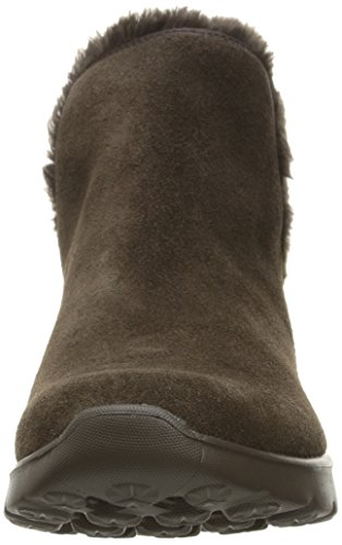 Skechers Performance Dames Onderweg 400 Cozies Winterbootchocolade