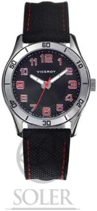 Watch Viceroy Comunion Niño 432229-55 Boy´s Black