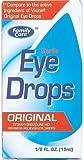 Sterile Eye Drops Original - 0.5 oz. 6 pcs sku# 1187188MA