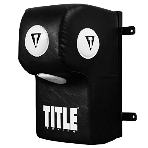 Title Mma Training - Title Boxing Wall Mount Menace Training Bag
