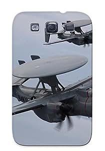 Tough Galaxy YZUHQSP2645ftUzl Case Cover/ Case For Galaxy S3(grumman E2c Hawkeye)