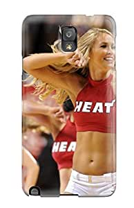 Ryan Knowlton Johnson's Shop miami heat cheerleader basketball nba NBA Sports & Colleges colorful Note 3 cases