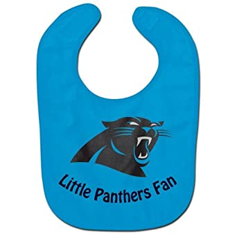 4ee9df9d NFL Football Full Color Mesh Baby Bibs (Carolina Panthers All Pro)