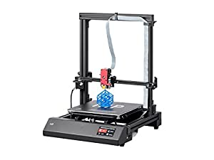 Monoprice Maker Pro Mk.1 3D Printer With Auto Level Bed, Touch screen Display, And A 300 x 300 x 400mm Build Plate by Monoprice