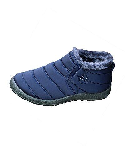 Nieve 3 Color 2 Mrs Talla Unisex Sinttico De Botas Azul Duberess Eu 36 Adultos xCSSq4Fgtw