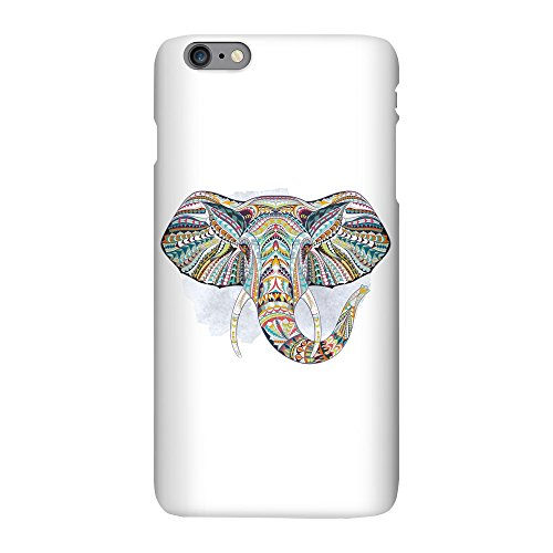iPhone 6 Plus Slim Case Patterned Elephant
