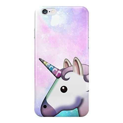 Galaxy Unicorn Pattern - Tumblr Phone Case - Hard Plastic, Snap On Cell Phone Cover - Fun Cases - iPod 5th Generation