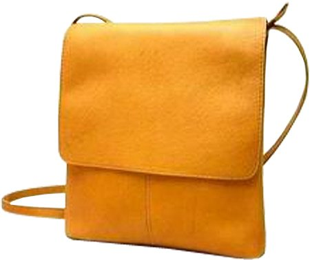 le-donne-leather-simple-flap-over-tan