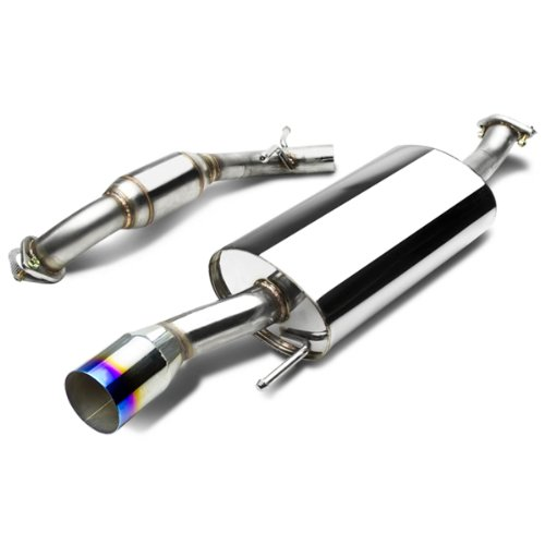 1997 vw golf exhaust system - 3