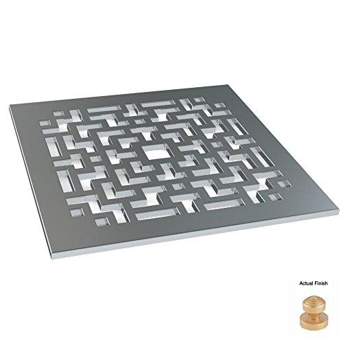 30%OFF Watermark SD1-VEL Velvet Elite Brass (14K) Shower Drain Desi