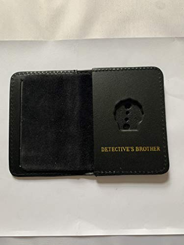 MINI DETECTIVE BROTHER COURTESY SHIELD AND ID WALLET ()