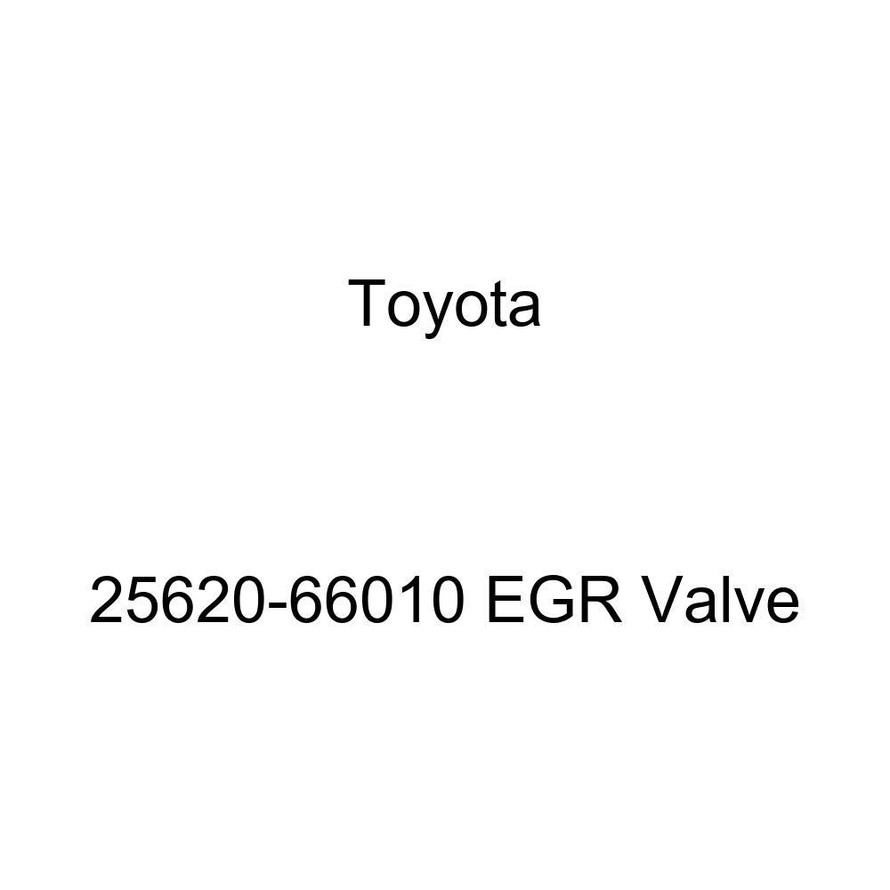 Toyota 25620-66010 EGR Valve