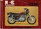 Kawasaki KZ750 Motorcycle Owner's Manual