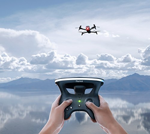 Parrot Bebop 2 FPV - Up to 25 minutes of flight time, FPV goggles, compact drone