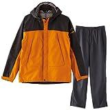 (ミズノ)MIZUNO ベルグテックEX ストームセイバーV レインスーツ [メンズ] A2JG4A01 54 オレンジ XL
