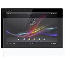 Amzer Kristal Clear Screen Guard Scratch Protector Shield for Sony Xperia Tablet Z, Sony Xperia Z2 Tablet (AMZ95537)