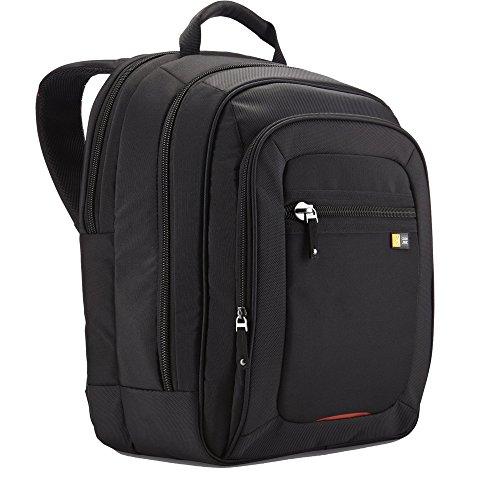 (Case Logic Corporate Nylon 16in Backpack Black/r)