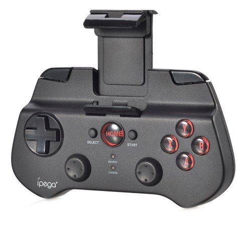 iPEGA PG-9017S Wireless Bluetooth Game Controller, Black - Android (Top 100 Best Android Games)