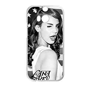 Happy And Del Rey Hot Seller Stylish Hard Case For HTC One M8