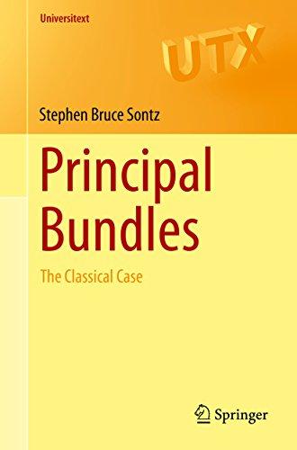 Download Principal Bundles: The Classical Case (Universitext) Pdf